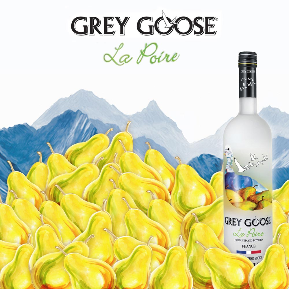 Painel Grey Goose